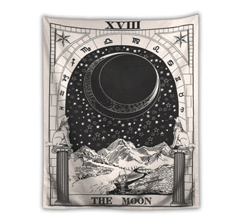 Moon and Star Wall Hangings-ToShay.org
