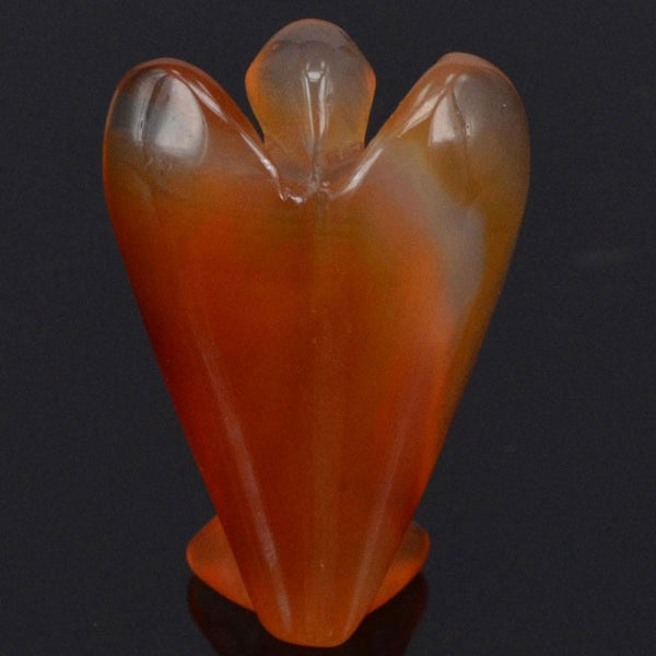 Red Carnelian Angel-ToShay.org
