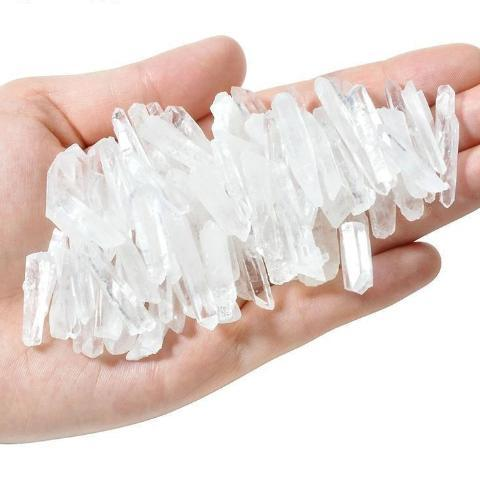 Rock Quartz Crystal Points-ToShay.org