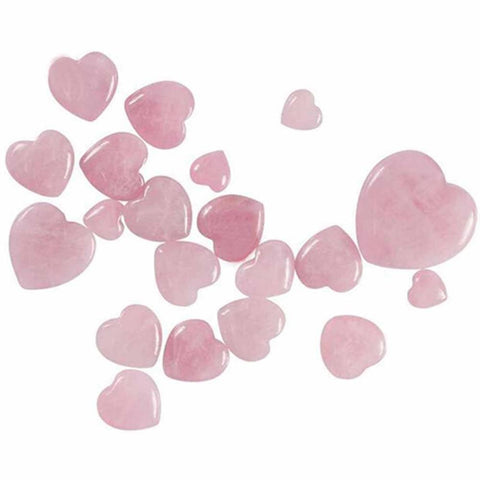 Rose Quartz Hearts-ToShay.org