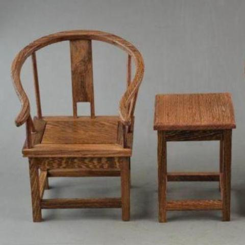 Rosewood Carved Table and Chairs-ToShay.org