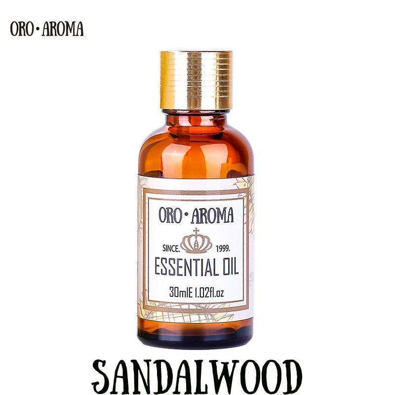 Sandalwood Essential Oil-ToShay.org