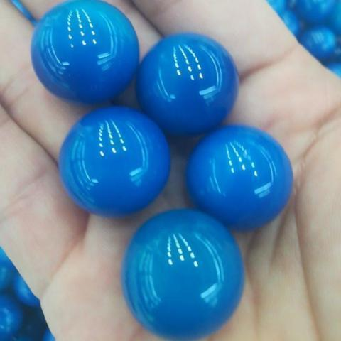 Blue Agate Balls-ToShay.org