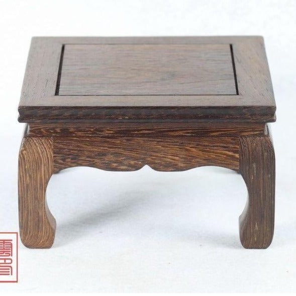 Square Wenge Stand-ToShay.org