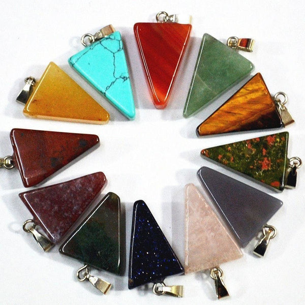 Stone Arrow Pendants-ToShay.org