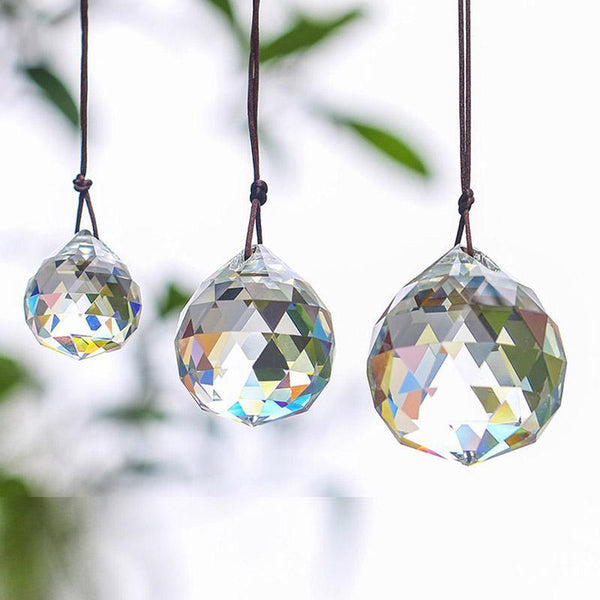 Suncatcher Prisms Hanging Ball-ToShay.org