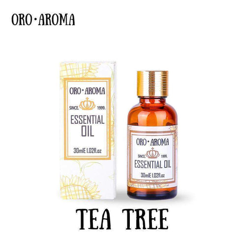 Tea Tree Essential Oil-ToShay.org