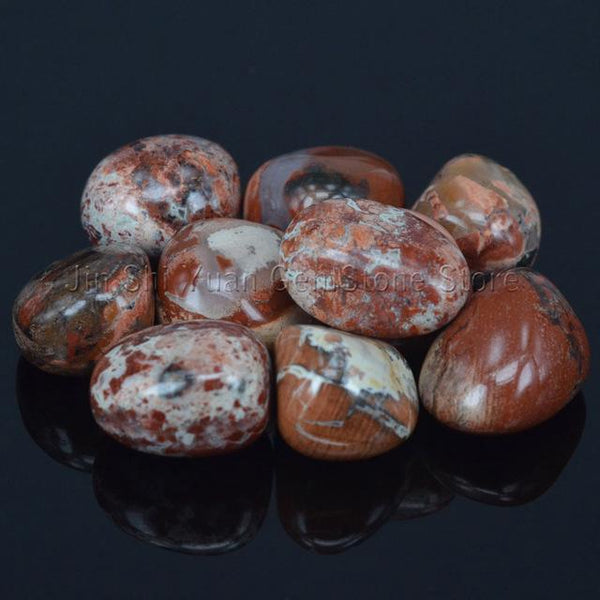 Tumbled Mixed Stones-Gem Stones-ToShay.org
