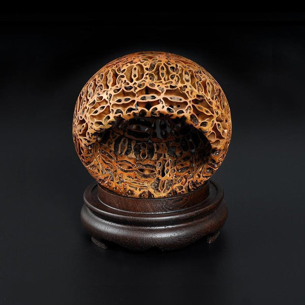 Walnut Chicken Wing Incense Burner-ToShay.org