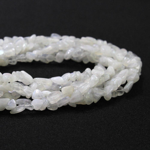 White Moonstone Beads-ToShay.org