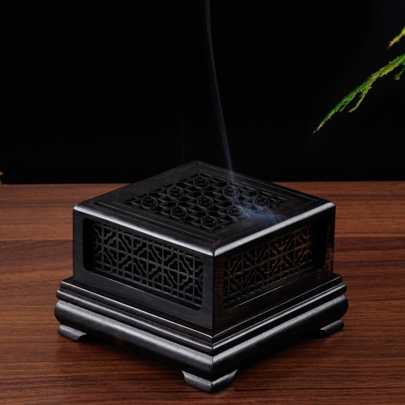 Wood Incense Burner-ToShay.org