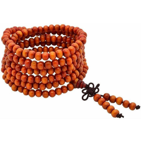 Wood Prayer Bead Bracelet-ToShay.org