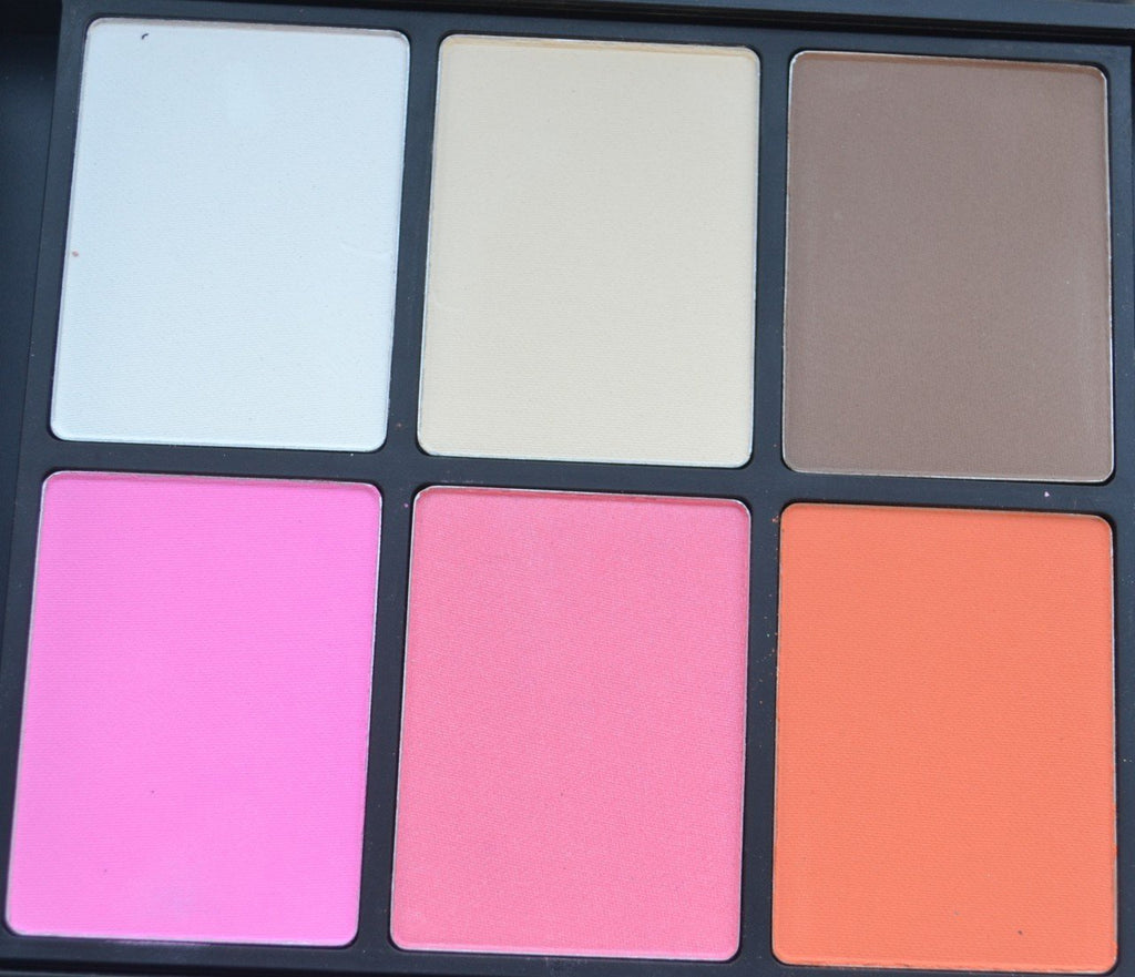 It's Your Face 156 Eye Shadow Pallette