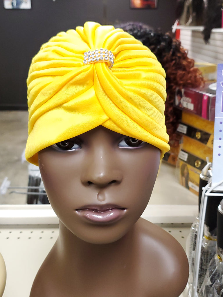 Turban Headpiece