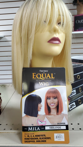 Freetress Equal Blonde Bob Wig