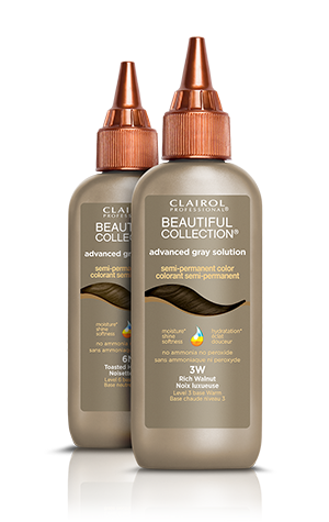 Clairol Beautiful Collection Advance Gray Solution