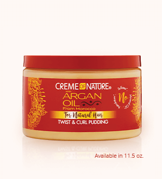 Creme of Nature Twist & Curl Pudding
