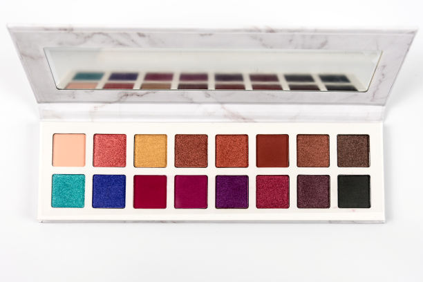 It's Your Face Marble Eyeshadow Palette
