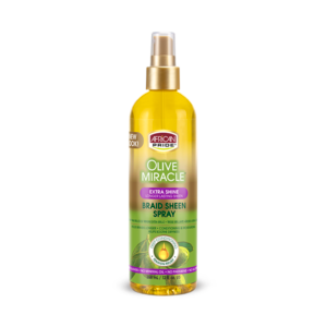 African Pride Olive Miracle Braid Spray