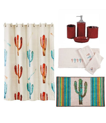 The Cactus Bathroom Collection