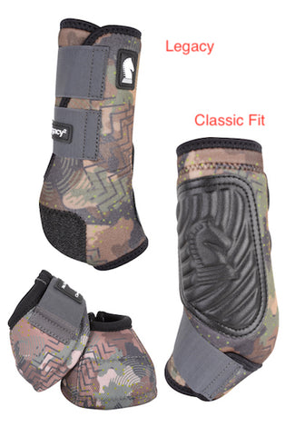 Camo Legacy Fit Boots