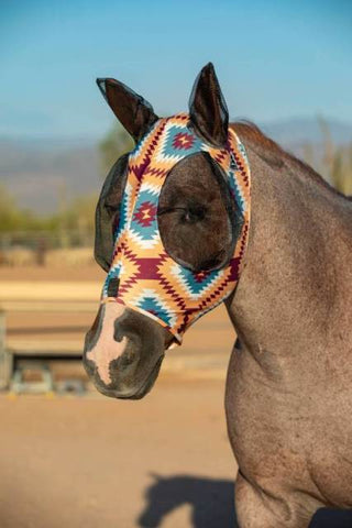 Comfort Fit Lycra Fly Mask
