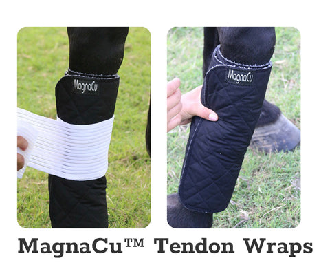 MagnaCu Tendon Wraps