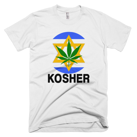 Kosher Cannabis men's t-shirt