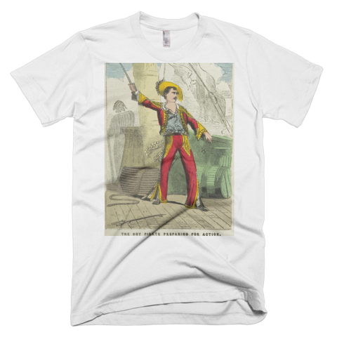 Pirate Boy Tee
