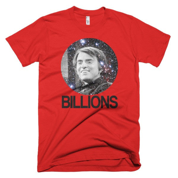 Carl Sagan Billions