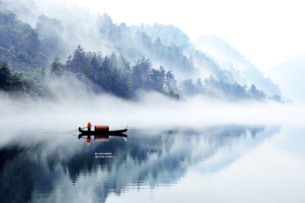 "Far East, China series - ""Tranquility"" Hunan, China"