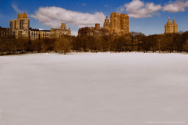Alejandro Cerutti – 2015 – 31 Manhattan, Winter
