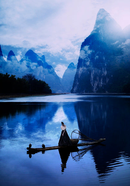 Poetic landscape photography - Guilin