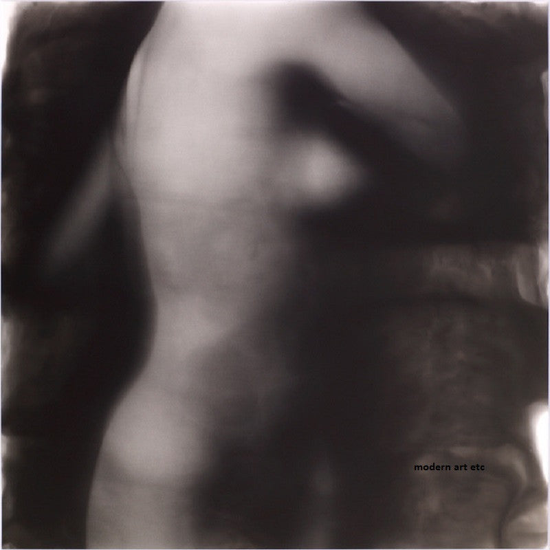 Black and White Nude photography of female, male in silver gelatin & archival print - Nude 2