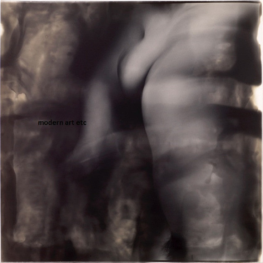 Black and White Nude photography of female, male in silver gelatin & archival print - Nude 13