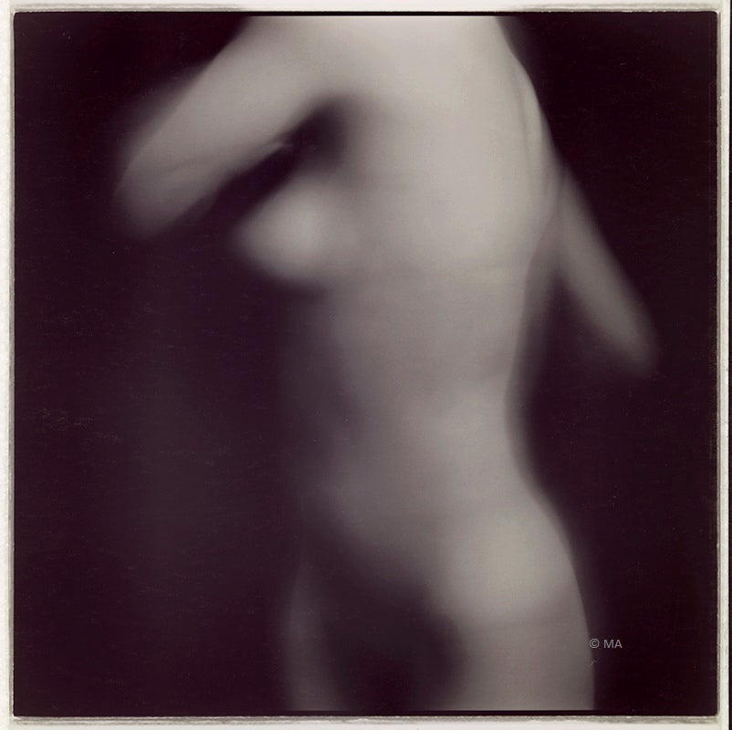 Black and White Nude photography of female, male in silver gelatin & archival print - Nude 1