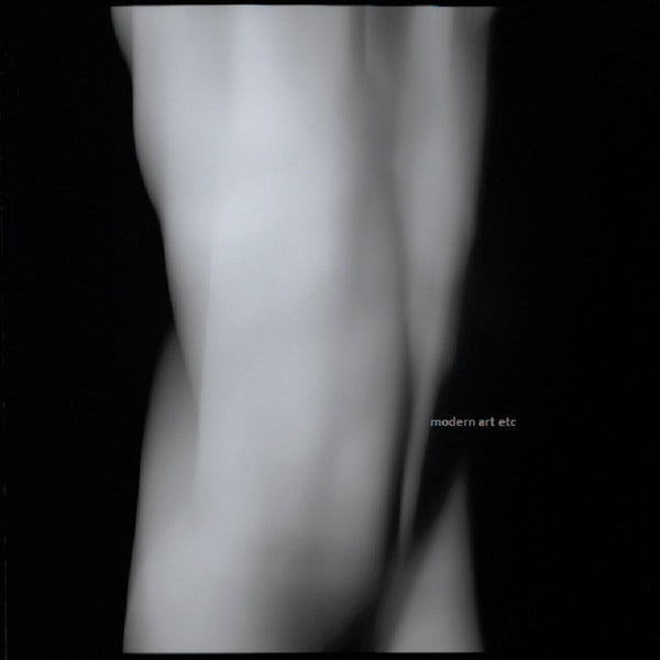 Nude abstract art photography of female, male in silver gelatin & archival print - Nude 6