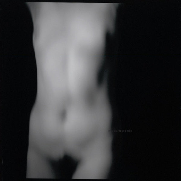 Nude abstract art photography of female, male in silver gelatin & archival print - Nude 7