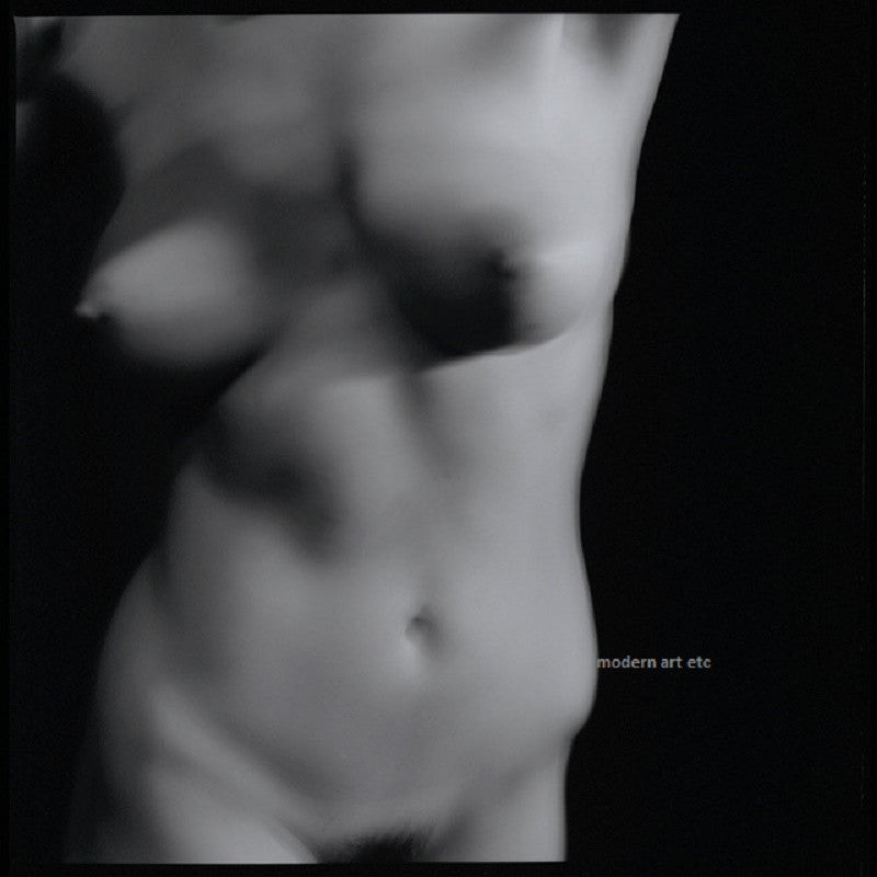 Black and White Nude photography of female, male in silver gelatin & archival print - Nude 9
