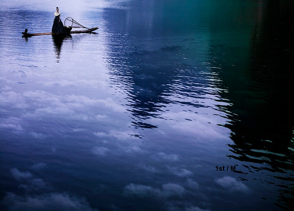 JP Pietrus Fashion Poetic landscape photography - Cloud River