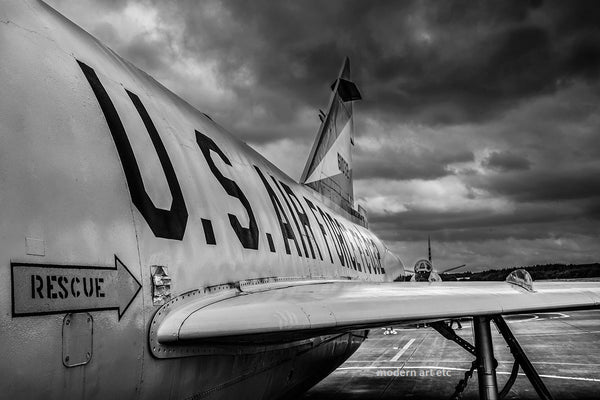 Vintage Airplanes Art Photography