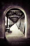 Black and White, Sepia Series - Architecture