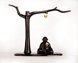 Bronze Sculpture - Tree Series - No. 2 WAITING, 2012