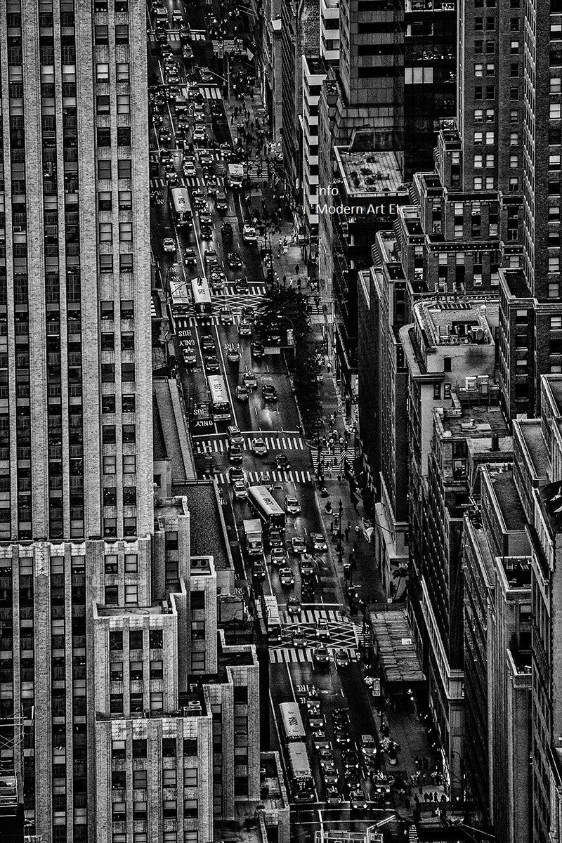 New York City Architectural Landscapes – 08