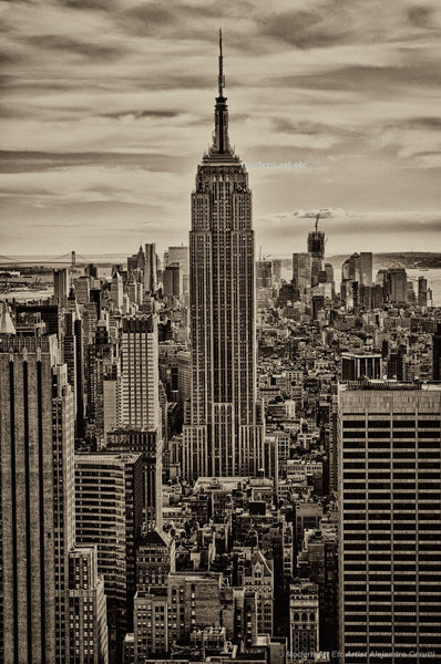 New York City Architectural Landscapes  – 15 Manhattan