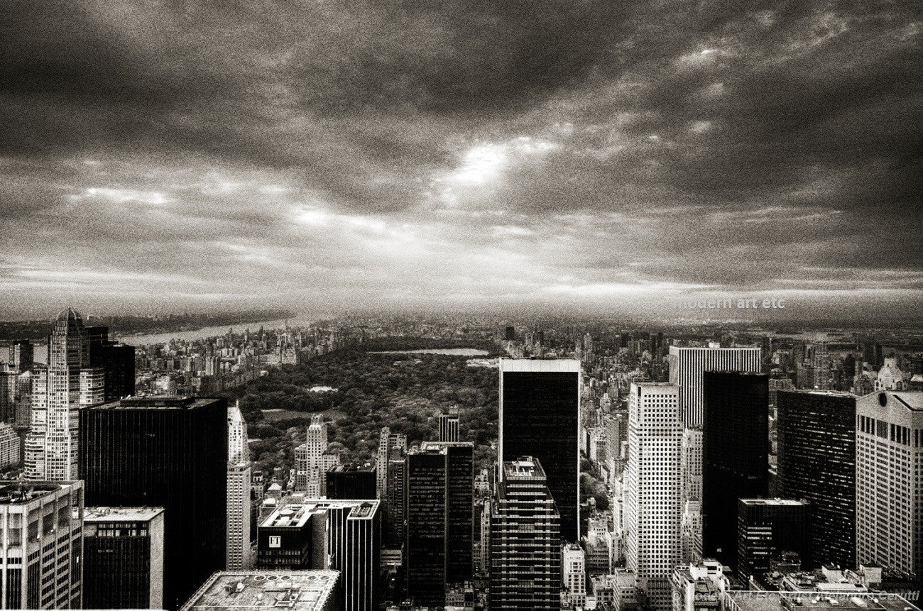 New York City Architectural Landscapes – 20 Manhattan