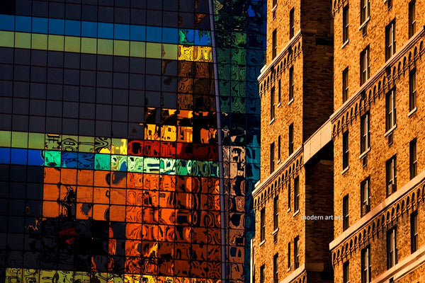 New York City Architectural Landscapes – 33 Reflections