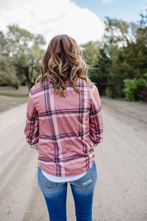Blush Flannel