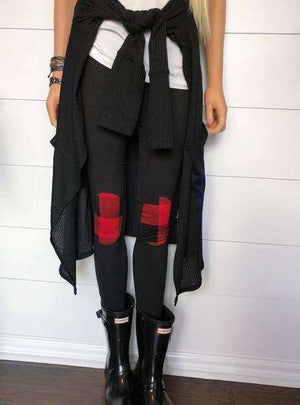 Buffalo Patched Leggings