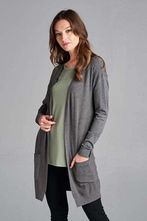 Cozy Cardigan (more colors)